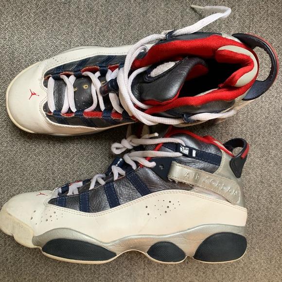 Nike air Jordans size 6.5 y